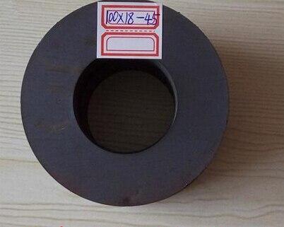 2pcs Ferrite Magnet Ring OD 100x45x18 mm 3.9 grade C8 Ceramic Magnets for DIY Loud speaker Sound Box board Subwoofer 12 x 1 5mm ferrite magnet discs black 20 pcs
