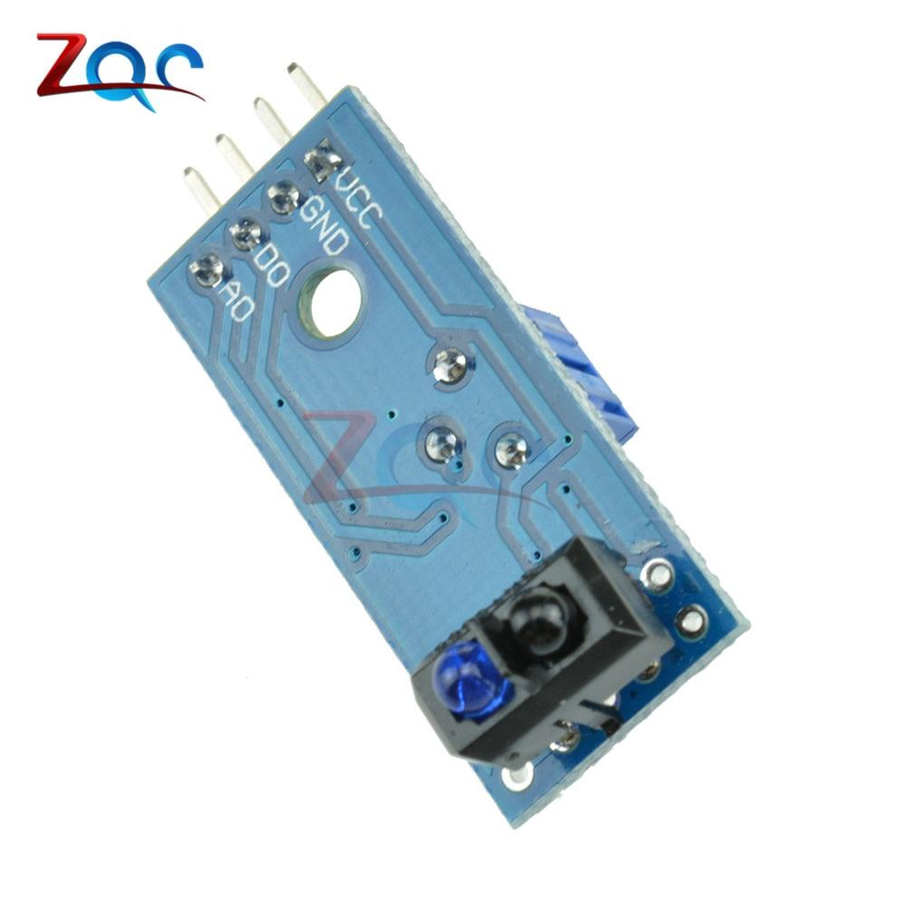 5PCS Hall Schalter sensor modul Motor speed test Für  Magnetic Detect Car lm393