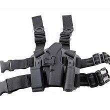 Sand Color and black Blackhawk CQC Military Tactical LV3 SERPA HOLSTER SET GLOCK 17 19 22 23 31 32 RH holster