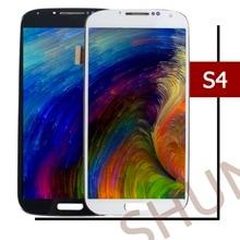 1 шт. AAA + + + для S4 i9500 i9505 ЖК-дисплей Экран Touch Дисплей планшета Ассамблеи Замена Быстрая доставка