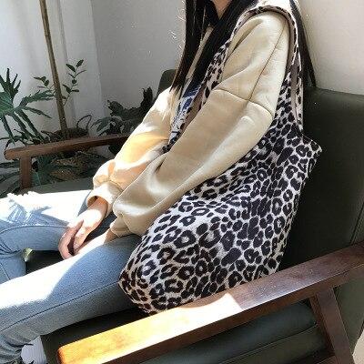 Leopardo Signor Donne Di Semplice Più Pelle Grande Stampa Della Cuoio Popolare 2 Inverno Nuovo Scamosciata Del Grandi Sacchetto Dimensioni Delle Capacità 1 Messaggero Tote x7qYfZ1w