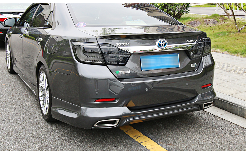 For Toyota Camry 2017 14 Rear Per Surround Body Spoiler Lip Modified In Pers From Automobiles Motorcycles On Aliexpress Alibaba Group