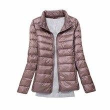 Winter Women Down Coats Jackets Warm Down
