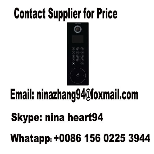 Hikvision Video Intercom D Series Door Station DS KD8102 V Contact Supplier  For Price