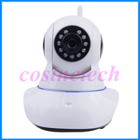 Phone Operate compatible With G90B WIFI GSM ALARM SYSTEM G90B camera IOS Android APP Control WIFI HD Pan/Tilt Networok IP Camera