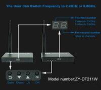 DT211W WIFI HDMI Video Transmitter 196ft HDMI Over Wireless AV Extender 1080P Wireless HDMI Sender Receiver Like HDMI Splitter