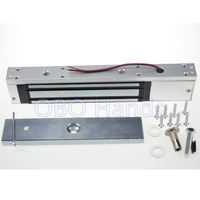 280KG 600lbs 12V Access Control Electric Magnetic Door Lock Electric Lock