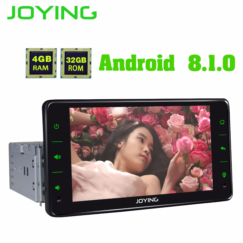 Android 8.0 Avtomobil Stereo 4GB HD Ekran DVD DVD pleerində 2 - Avtomobil elektronikası - Fotoqrafiya 3