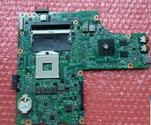 Free shipping 48.4HH01.011 Laptop motherboard for Dell Inspiron N5010 0VX53T HM57 ATI HD 5470 Mainboard with 4 vga chipset