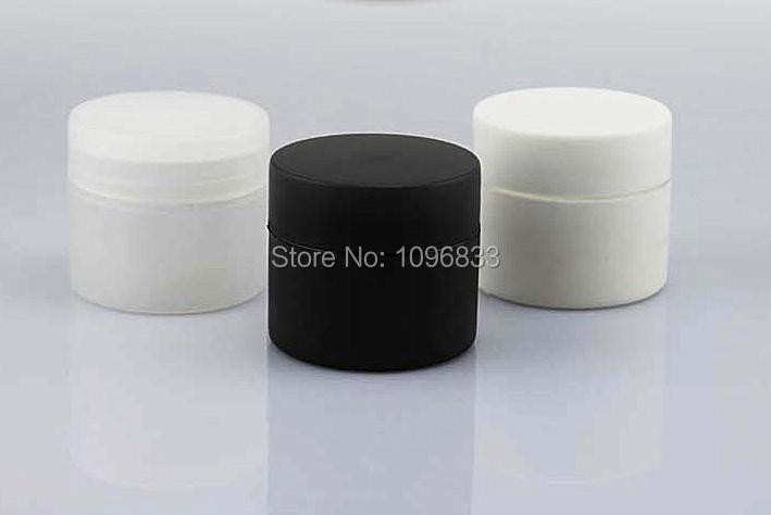 50g Empty Packing Container 50g Plastic Jar 50g Cream Box Cream Jars Plastic Cosmetic Packing Bottle