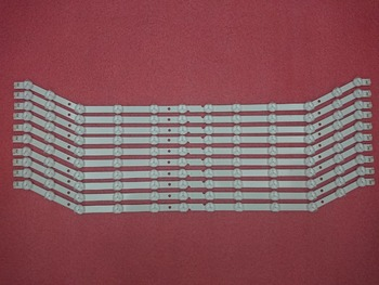 New 20 PCS/lot 12LED LED strip Replacement for Samsung D3GE-320SM1-R2 BN96-28763A 2013VS32 BN96-35204A 33972A LM41-00001S