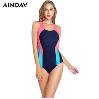 New Arrival Sport Swimwear One Piece Swimsuit Women Monokini Sexy Backless Bodysuits Swim Maillot De Bain