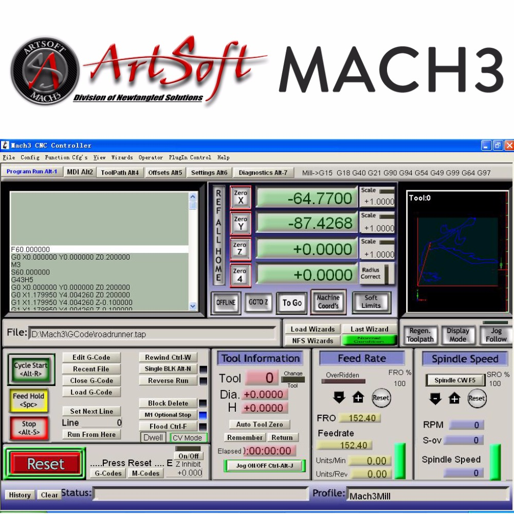 Mach3 cnc control software for windows 32 bit systems - English French Engraving Control Cnc Software Artsoft Mach3 W License For Lathes Mills