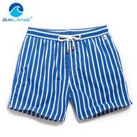 Gailang Brand Men Board Shorts Beach Boxer Trunks Shorts Swimwear Swimsuits 2016 Man Casual Shorts Bermudas