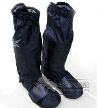 free shipping Star's rainproof shoe cover / motorcycle waterproof shoe cover / long-distance riding Clubman / boots