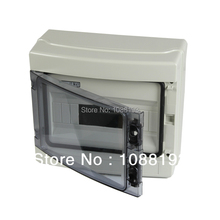 NEW HOT 12 Ways Waterproof Box Electric Cabinet for Outdoor 295*255*130mm  11.61*10.04″*5.12″