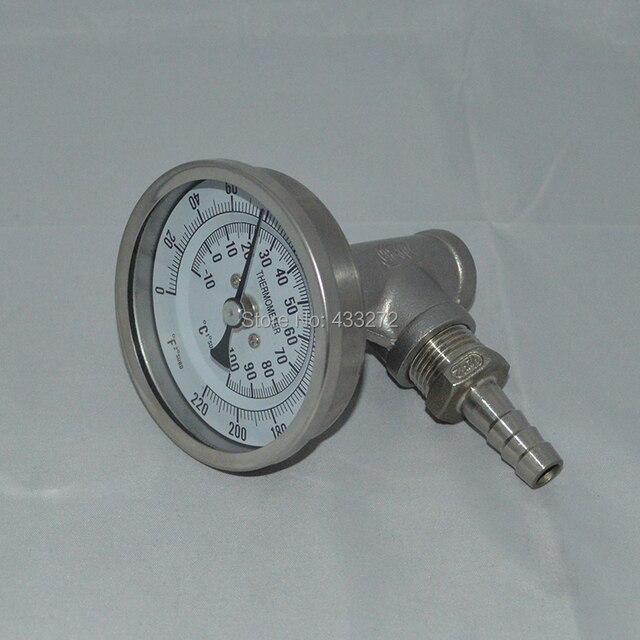 Встроенный термометр, домашний пивоваренный охладитель