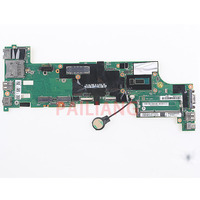 PAILIANG Laptop motherboard for Lenovo X250 I3 5010U TPM PC Mainboard 00HT377 tesed DDR3