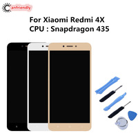 Display Touch Screen LCD For Xiaomi Redmi 4X Replacement Digitizer Assembly For Xiaomi Redmi 4X 4