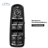 Front Door Window Switch For Porsche For Panamera For Cayenne Macan 7PP959858MDML
