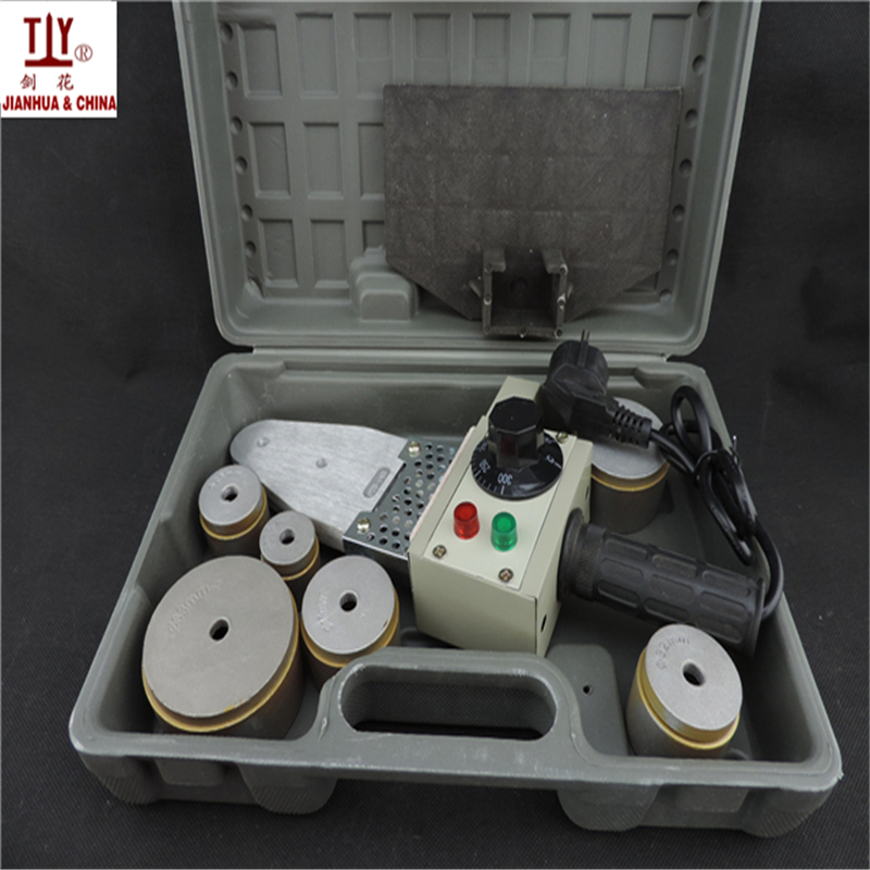 Saldatrice per tubi in tubo ppr termoregolata AC 220 / 110V 20-63mm - Attrezzatura per saldare - Fotografia 6