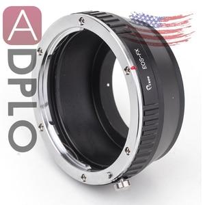 Image 1 - محول العدسة دعوى لكانون EOS EF عدسة لتناسب ل Fujifilm X كاميرا