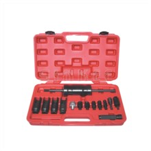 14 Pcs Iniezione Estrattore Extractor Tool Kit Per Bosch Delphi Deso Siemens Diesel Iniettore Remover Common Rail Adattatore SK1218