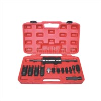 14 Pcs Injection Puller Extractor Kit Tool For Bosch Delphi Deso Siemens Diesel Injector Remover Common Rail Adaptor SK1218