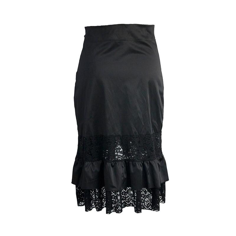 1ee41cd09c Titivate nuevo vintage steampunk faldas para mujer primavera ...