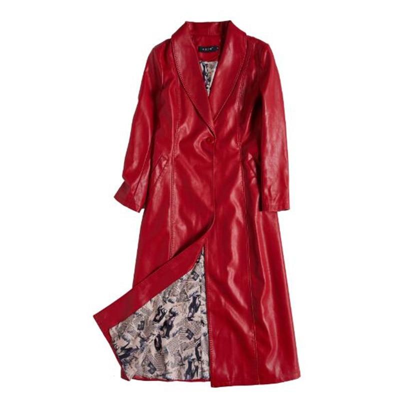 Black De Allongé Cheveux 2018 Qualité Coupe Col L'eau Veste Lapin Coton Hiver vent gules À Cuir Mince Lavé En Femelle Haute Hq05Sw