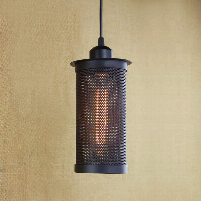 Modern Edison Personality Industrial Lighting Counter Lamps Vintage Pendant Lights Pendant Lamp Edison Bulbs AC 110-220V modern edison personality industrial lighting counter lamps cage vintage pendant lights pendant lamp edison bulbs ac 110 220v