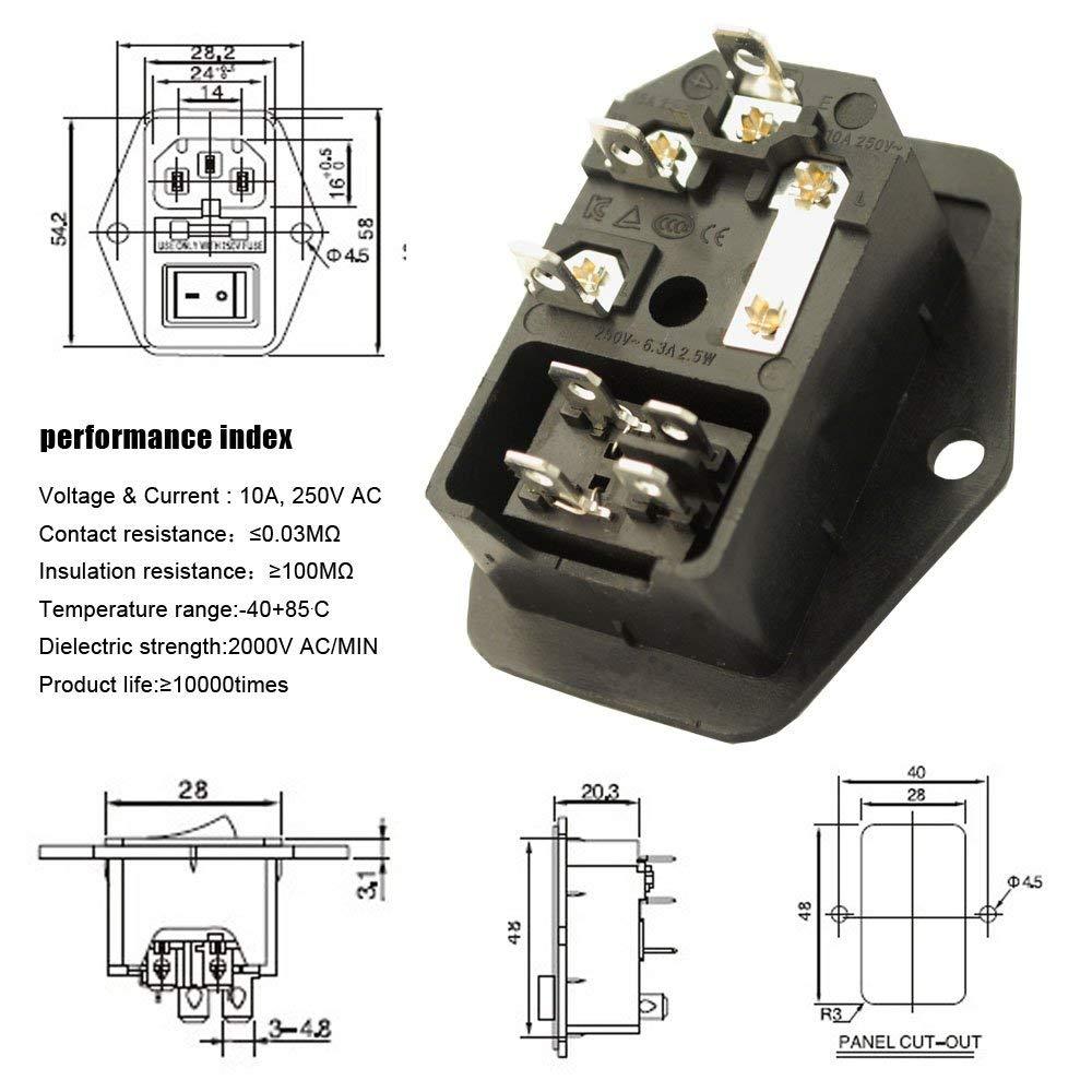 A V Plug Wiring Schematic on 10a 250v fuse, power plug, three pin plug, 10a 250v power cord, 10a 125v plug, 10a 250v adapter usa,