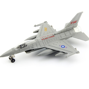 Alloy Fighter F16 Military Hel