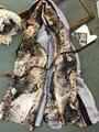 Женщины 90*180 см змея печати атласный шарф высокое качество шаль мусульманский Хиджаб женщин головные уборы девушки крышка 2016 мода стиль