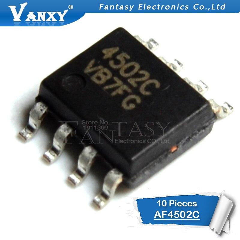 10PCS AF4502C SOP8 AF4502 SOP 4502C SOP-8 SMD