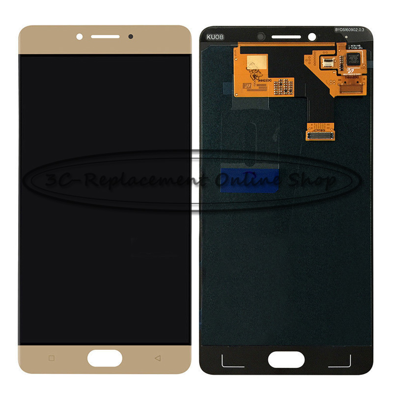 For Highscreen Power 5 Max LCD Display Touch Screen Digitizer Smartphone Replacement For Highscreen Power Five