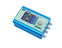 2 4 LCD 20MHz Dual Channel DDS Function Signal Generator CNC Arbitrary Waveform