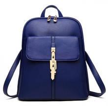 Ульрика! 2017 Новых Прибытия рюкзаки женщины рюкзак школьные сумки студенты рюкзак женские сумки кожаный пакет