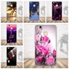 Soft TPU Case for Huawei P9 Lite Cases Silicon 5.2 Inch Back Cover for Huawei P9 Lite Phone Case Luxury 3D Relief Printing Bag