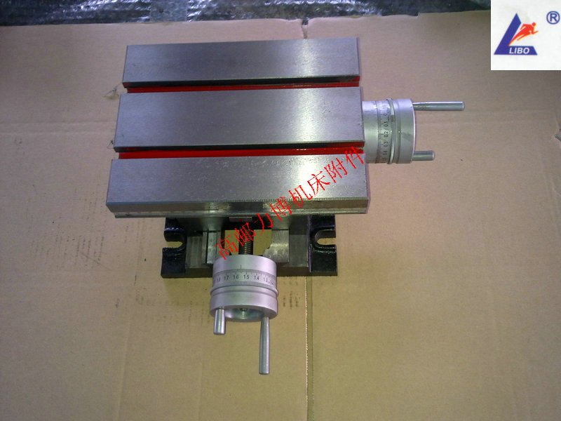 AKP (fixed cross), drilling and milling machine cross table, 225 * 175 купить