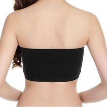 Women's Soft Strapless Top