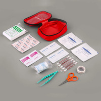 Portable Outdoor Sports Travel Camping Home Medical Emergency Rescue First Aid Kit Bag