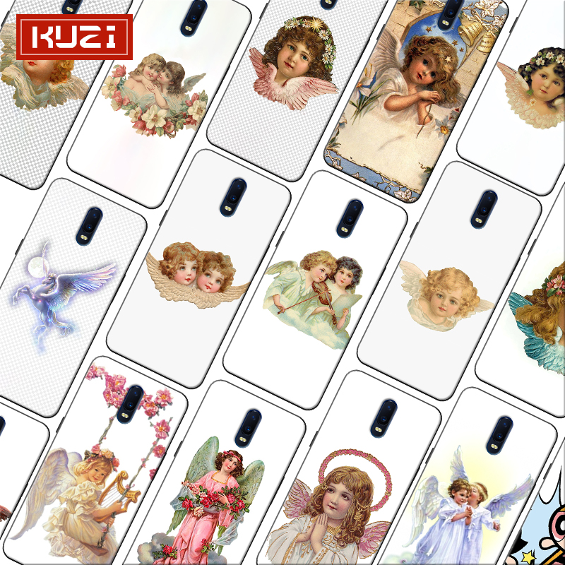 EXCLUSIVE HOMEMADE Powerpuff Girls Little Angel Soft Silicone Phone Case for font b oneplus b font