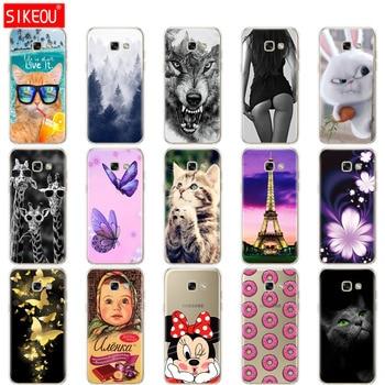 For Samsung A5 2017 Case Soft Silicone Phone Case for Samsung Galaxy A5 2017 SM-A520F Cover Fundas for Samsung Galaxy A5 2017