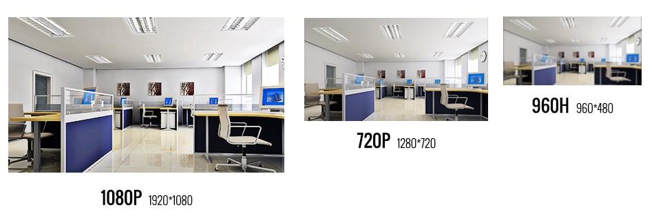 Smar 8CH 1080N AHD DVR Kit 8PCS HD 1.0MP2.0MP Real Time Outdoor Security Cameras Video DVR Kits CCTV Surveillance System (3)