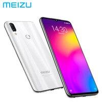 Global MEIZU Note 9 LTE 4G Mobile Phone Dual SIM 48MP Camera 4GB 64GB Snapdragon675 Octa Core 6.2inch 1080x2244p 4000mAh Battery