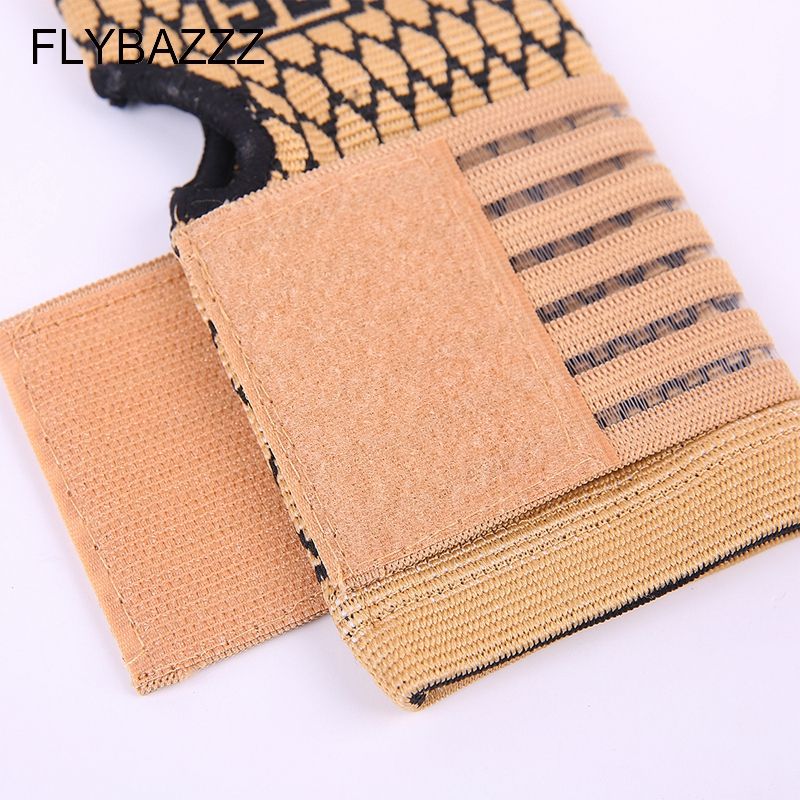 FLYBAZZZ 1PCS High Elastic Bandage Fitness Yoga Hand Palm Brace Wrist Support Crossfit Powerlifting Gym Wraps Palm Pad Protector (7)