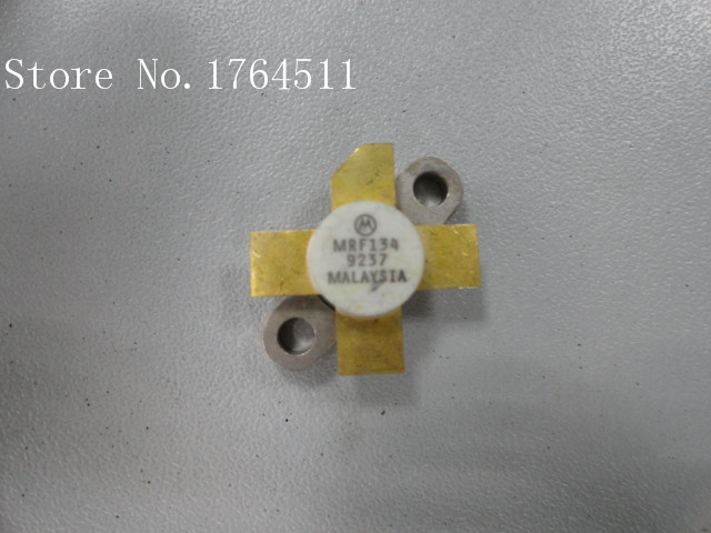 [BELLA] MRF134 High Frequency Tube Imported RF Microwave High Frequency Power Transistor  --3PCS/LOT