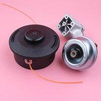 Trimmer Gear Box Head For Stihl FS100 FS120 FS130 FS200 FS250 Trimmer Spare Part 10mm Inner Hole