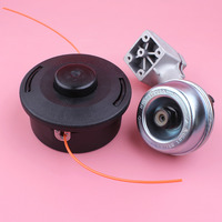 Trimmer Gear Box Head For Stihl FS100 FS120 FS130 FS200 FS250 Trimmer Spare Part 10mm Inner Hole